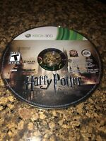 Harry Potter and the Deathly Hallows: Part 2 (Xbox 360, 2011) Disc Only