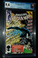 THE AMAZING SPIDER-MAN #268 1985 Marvel Comics CGC 9.4 NM