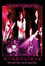 Cinemasonic - All About Eve (DVD) rare OOP NTSC