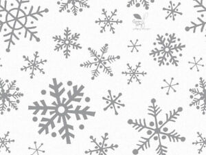 """HOLIDAY Print Gift Tissue Paper Sheets 20"""" x 30"""" Choose Print & Pack Amount"""