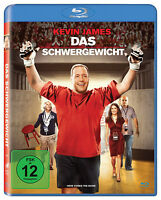 Blu-ray * DAS SCHWERGEWICHT -  Kevin James , Salma Hayek # NEU OVP