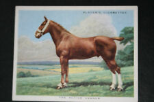 Van Horse    Original 1930's Vintage Large Illustrated Card  # VGC