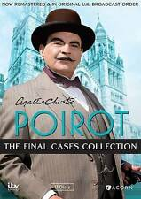Agatha Christie's Poirot: The Final Cases Collection (DVD, 2014, 13-Disc Set)