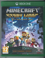 🔥🔥🔥 Minecraft: Story Mode- A Telltale Games Series (Microsoft Xbox One)🎮🎮🎮