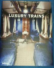 Luxury Trains by teNeues Publishing UK Ltd (Hardback, 2008)