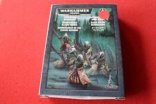 Juegos taller Warhammer 40K Eldar Oscuro Mandrakes Metal Nuevo en Caja fuera de imprenta GW WH40K
