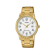 Casio MTP-V002G-7B2UDF Gold Stainless Watch for Men