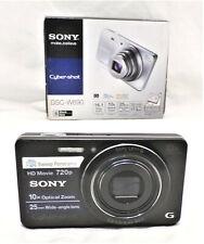 SONY Cyber-Shot DSC-W690 Black 16.1MP 10x Optical Zoom DIGITAL STILL CAMERA
