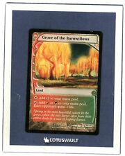 MTG - Future Sight: Grove of the Burnwillows [LV2987]