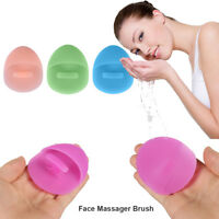 Exfoliator Skin Care  Silicone Face Clean Facial Cleansing Massager Brush