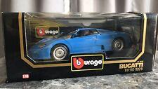 Burago 1:18 1991 Bugatti EB 110