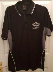 F1 Australian grand Prix  2015 Albert park Shirt Bnwt  L black and grey