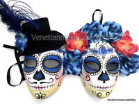 Tradegy and Comedy Mask Pair Masquerade Halloween Deco Cosplay Clown Party Mask