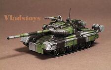 War Master 1:72 LKZ T-80  Russian Army 4th Guards Tank Div, USSR, 1990 TK0052