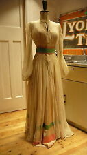 1930s Decade Vintage Wedding Dresses & Veils for Women