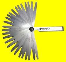STAHLWILLE 11097/26 Fühlerlehre Ventillehre 26 Blatt ZOLL mm Abstufung 74240005