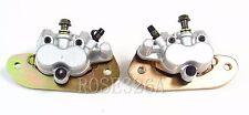 Rear Left & Right Brake Caliper Pads Set For Yamaha Rhino Viking 450 660 700