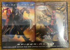 Exclusive Pack Spider-Man 3 WS DVD Exclusive Bonus + Limited Edition Comic Book