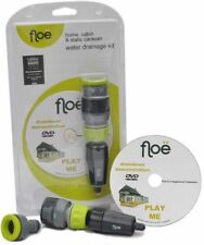 FLOE winter drain down kit static caravan mobile home cabin winterize with ease