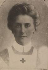 Edith Cavell British Nurse World War 1 Portrait 7x5 Inch Reprint Photo