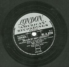 Children's 78RPM Records