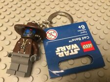 LEGO Star Wars Key Chain - Cad Bane New With Tag RETIRED
