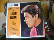 SEALED LATIN MEX BOOGALOO SOUL LP~ALBERTO VAZQUEZ~EXITOS~UNCHAIN MY HEART &