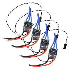 4pcs RW.RC V14.2 Version BLHeli Program OPTO mini 30A ESC for Drone 250 FPV DIY