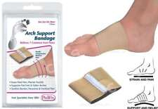PEDIFIX Arch Support Compression Bandages Heel Plantar Fasciitis Neuroma Pain