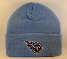 Tennessee Titans NFL Cuffed Knit Hat Blue