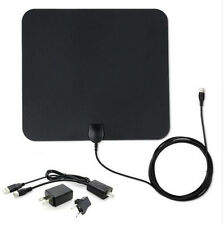 50 Miles Universal 1080P HDTV Amplified Indoor Digital TV Antenna Aerial ATSC OZ