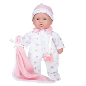 """Soft & Sweet 11"""" Caucasian Baby Doll Designed by Berenguer"""