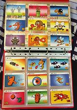 Nintendo Vintage Super Mario Land Trading Cards COMPLETE JAPAN RARE