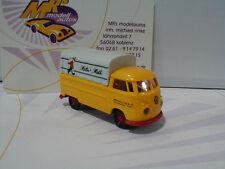 BREKINA Fahrzeugmarke VW Auto-& Verkehrsmodelle mit OVP
