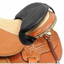 Cordero sillín referencia para Western sillín con cuerno sillín tirada moca marrón oscuro