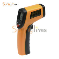 Digital GM320 Non-Contact LCD IR Laser Infrared Temperature Thermometer Gun