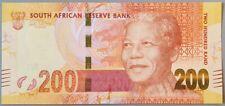 Afrique du Sud 200 Rand 2012 P-137 UNC