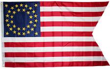 Union Cavalry Guidon Flag 3'x5' Banner Brass Grommets
