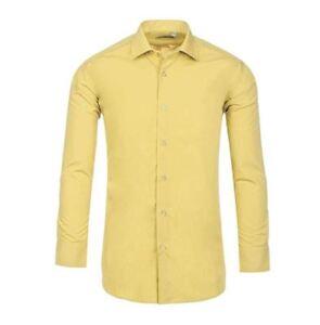 Brand New Cost Saving Business Formal Wedding Luxton Men's Cotton Dress Shirts