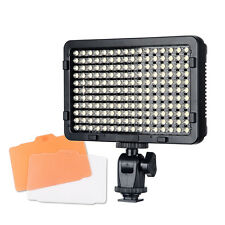Portable 176 LED Light Panel Photo Video Studio Dimmer Lighting Panel