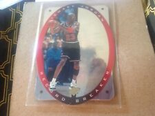 1996-97 Upper Deck SPX Michael Jordan Record Breaker R1 Hologram Die-Cut BEAUTY