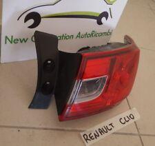RENAULT CLIO FANALE STOP FANALINO POSTERIORE DESTRO ESTERNO DX ORIGINALE 2012>