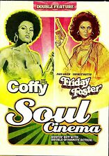 Coffy/Friday Foster. Pam Grier Double. Brand New In Shrink!