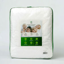 Microfiber Waterproof Mattress Protector 120GSM Filling (Super Sizes Available)