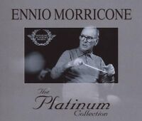 "ENNIO MORRICONE ""PLATINUM COLLECTION"" 3 CD BOX NEU"