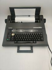 .Brother Compactronic 300M Electronic Typewriter, Tested Working