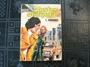 COVER CAR : ZUSTER STIJFKOPJE  E PUHRINGEN NOOITGEDACHT