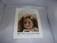 Zeitschrift Cieslik`s Puppenmagazin-1 1993-für Sammler