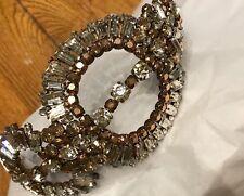 Jenny Packham 'Zelia' II Headdress in Rose Gold Rrp £385!