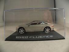 Altaya kiosque Concept car Renault  Fluence 1/43 neuf en boite